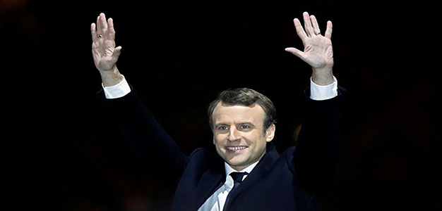'Centrist' Macron? Yes, a Dead-Center Insider for Global Capitalism…