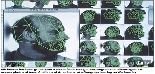 FBI Bosses Are Grilled by Congress on Secret Face Recognition Program…