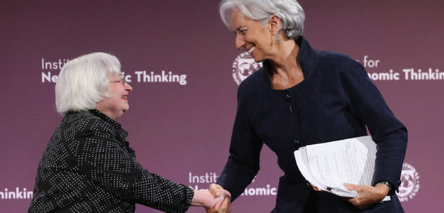 FedReserveChair_Janet_Yellen+IMFHead_Christine_Lagarde