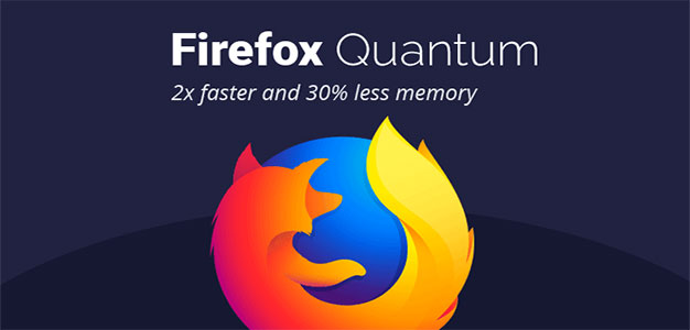 """Firefox 57 """"Quantum"""" Released – 2x Faster Web Browser…"""