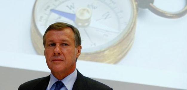 Former Zurich CEO Martin Senn