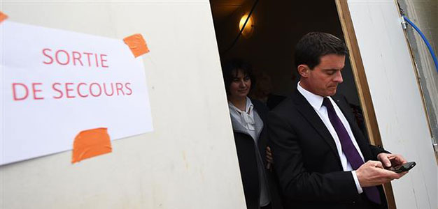 French PM Manuel Valls