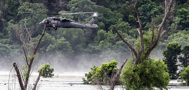 9 Ft. Hood Soldiers Die During Training When Vehicle Swept Away in Rushing Waters…