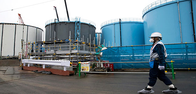 Japan Plans to Flush Fukushima Water 'Containing Radioactive Material Above Permitted Levels' Into the Pacific Ocean…