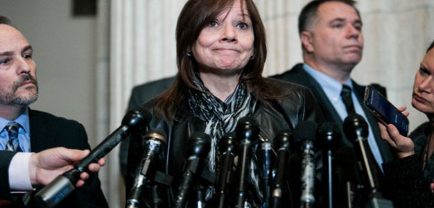 GM Discovers That Government Bailouts Come with Golden Chains Attached…