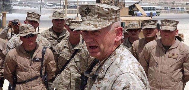 Gen Mattis