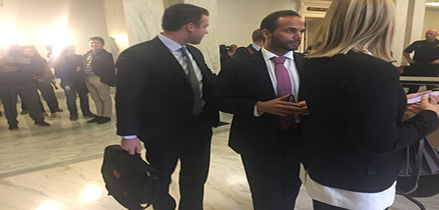 Team Mueller Responds to Assertive Papadopoulos with Brush Back Legal Pitch…