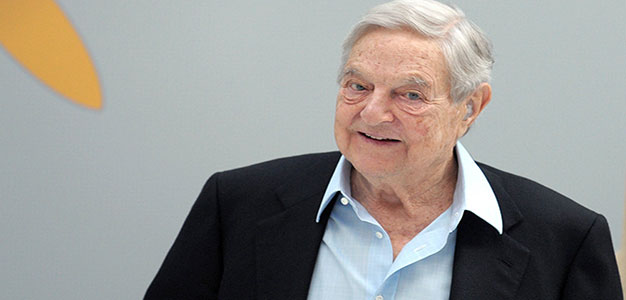 """Soros-Linked Nonprofit Led by Clinton & Obama Alum Spending Millions to """"Stop"""" Kavanaugh…"""