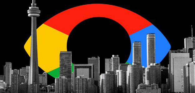 "Google's ""Smart City of Surveillance"" Faces New Resistance in Toronto…"