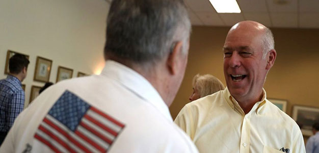 Greg Gianforte Wins In Montana Special Election…