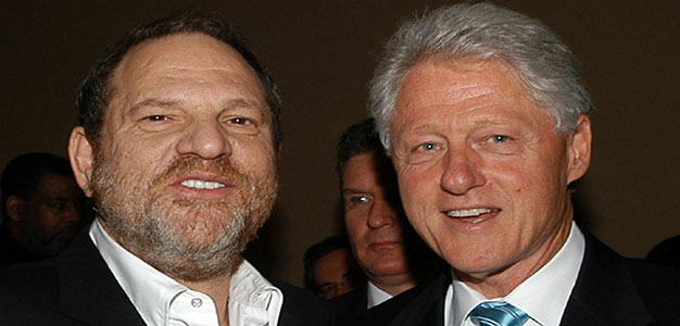 Harvey_Weinstein_Bill_Clinton_Speak_Truth_to_Power_Premiere_GettyImages