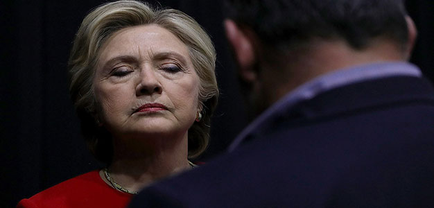 Hillary Clinton_Getty Images