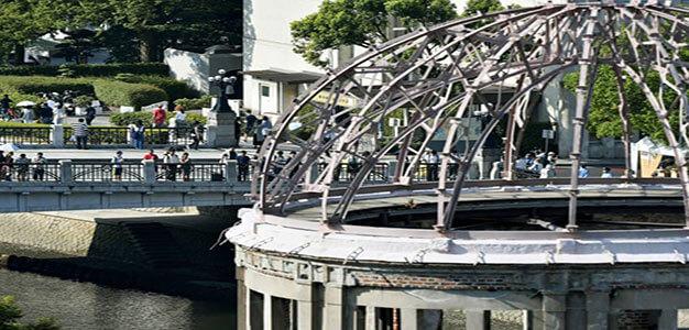 Hiroshima Mayor Marks 73rd A-Bomb Anniversay with Indirect Call to Sign U.N. Nuke Ban Treaty…
