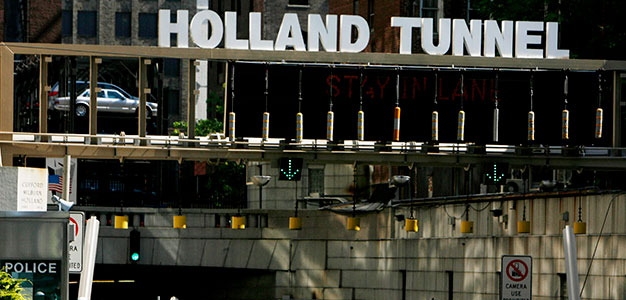 Holland Tunnel NYC