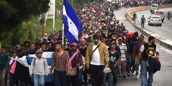 Trump Vows to Send Military, Close Southern Border to Block Migrants…