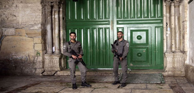 Israel Rejects Jordan Demand to Reopen Temple Mount after Deadly Attack…