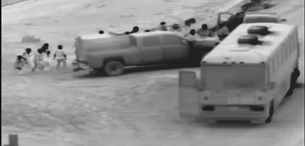 More Than 650 Illegal Immigrants Crossing Southern Border Detained in Arizona…