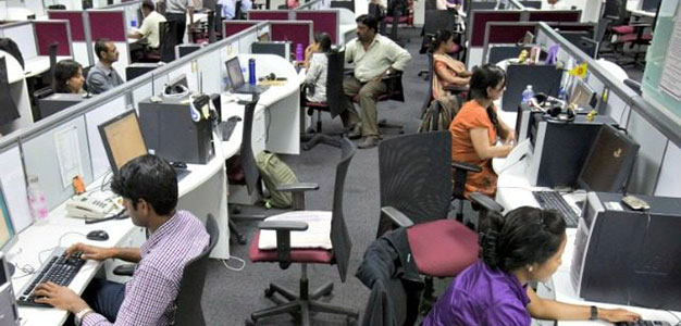 Indian High Tech Workers