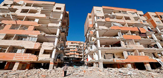 Iran-Iraq Earthquake Death Toll to at Least 530…