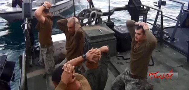 Iran_U.S. Navy Surrender
