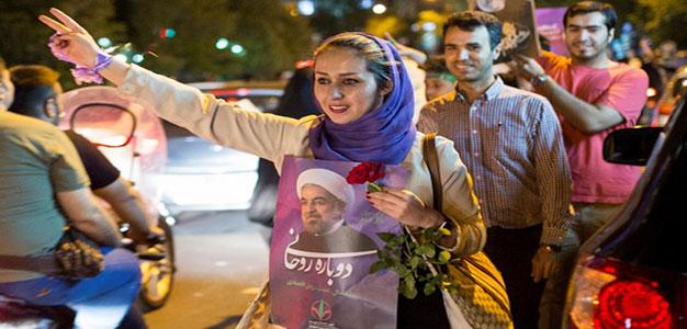 Iran Bets Its Future on 'Reformist' Rouhani…