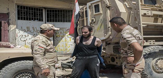 Islamic State Just Lost Its Last Town in Iraq…