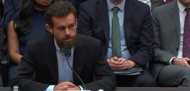 Top House Committee Reviewing Twitter CEO Jack Dorsey's Testimony for False Statements…