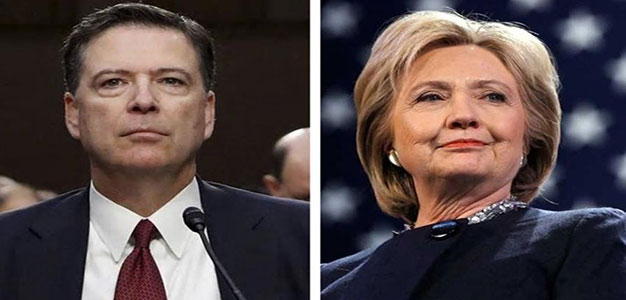 More Comey Edits Revealed: Remarks on Clinton Probe Were Watered Down…