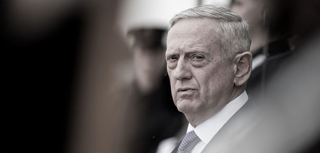 10 Things We Learned About Mattis From That 'New Yorker' Profile…