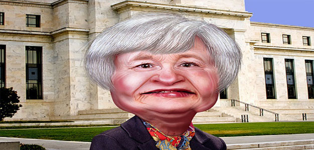 Yellen's Effed up Attack on Working People, Sad by Mike Whitney…