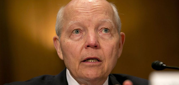 IRS Secretary John Koskinen