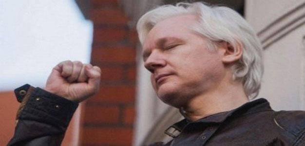 Big Win For Julian Assange…