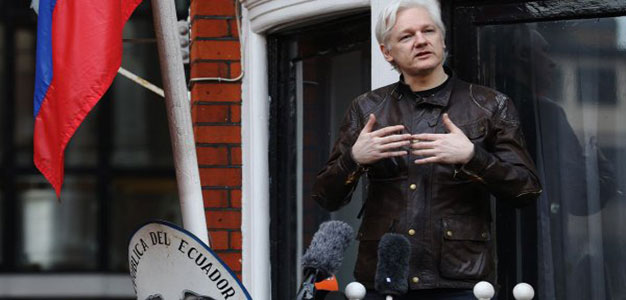 Newly Published Files Confirm Plan to Move Julian Assange to Russia…