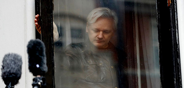 Ecuador's Government Cuts Off All Access to Julian Assange Including to His Lawyers…