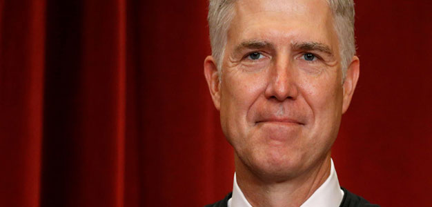 Gorsuch Joins Liberals To Make Deportations Harder…
