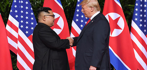 Trump Invites Kim Jong Un to the White House–Kim Responds…