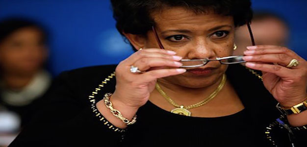 Trail of James Comey's Dirt on Loretta Lynch Discovered Within IG Report on Andrew McCabe…