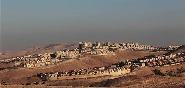 MaaleAdumim Israeli Settlement West Bank
