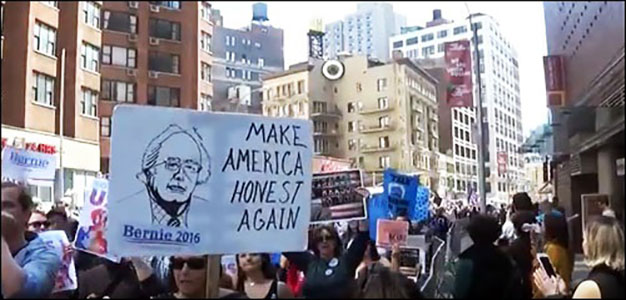 Sanders_ Make America Honest Again
