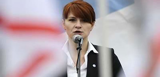 Maria Butina: Russian Activist Pleads Guilty. Cooperating with Prosecutors…