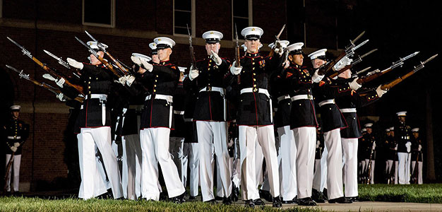 Happy Birthday to the U.S. Marine Corps — A Daily Caller Salute to Heroes at Home and Abroad…