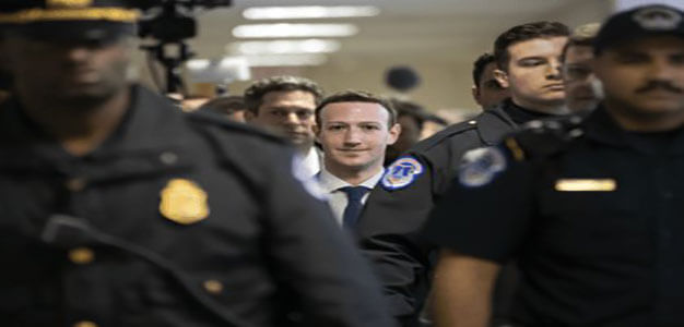 Secret Facebook Emails by Mark Zuckerberg Over Data-Sharing Scandal Seized by UK's Parliament Serjeant-at-Arms…