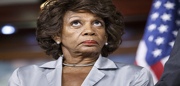 Maxine Waters Hit with FEC Complaint After Daughter Rakes in $750,000 from Campaign Funds…