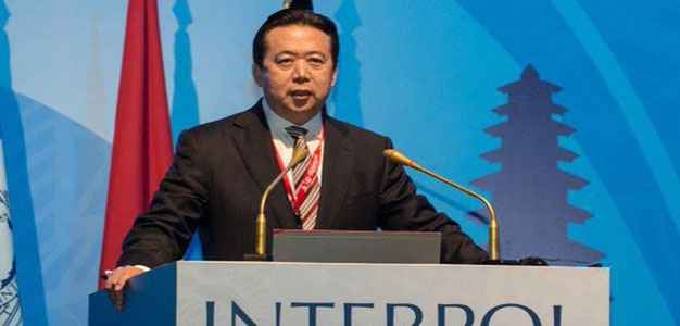 Missing Interpol President Meng Hongwei 'Under Investigation' in China…