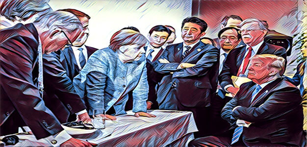 Trump Was Right. The Rest of the G7 Were Wrong…