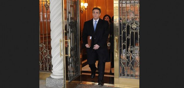 MICHAEL COHEN SENTENCED TO THREE YEARS…