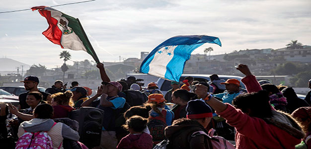 Mexico Offers 7k to 10k Temporary Jobs to Migrants in Caravan Heading to U.S….