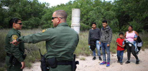 """Where many Americans see illegal intruders, Democrats see future voters"" by Pat Buchanan…"