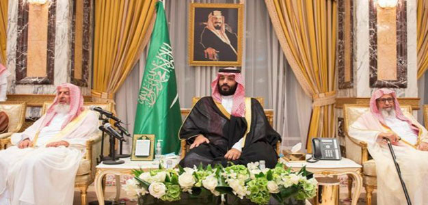 Saudi King's Son Plotted Effort to Oust His Rival…