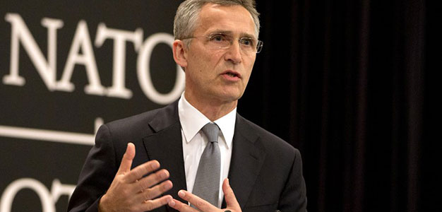 NATO Sec Gen Stoltenberg